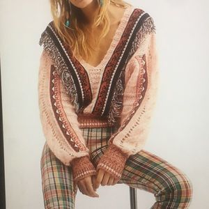 Free people passion fruit sweater